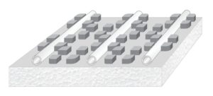 Kreilac - Noppenplatte - Fußbodenheizung